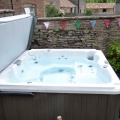 Jacuzzi Hot Tub with seating for 5