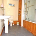 Double Ground Floor en suite bathroom