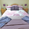 Broncroft famile en suite luxurious double bed