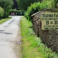 Quiet Country Lanes lead to Tugford